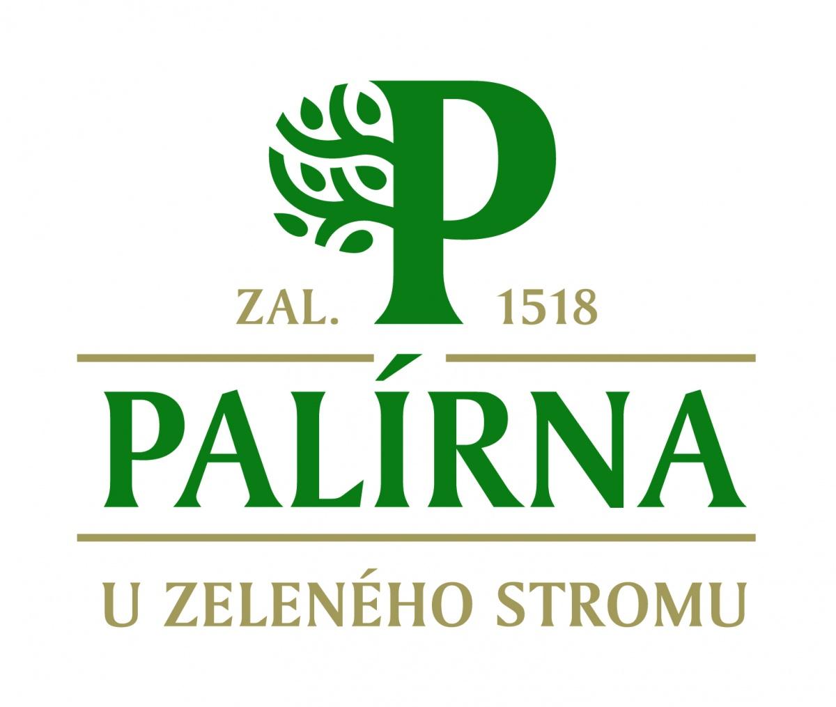 logo Palírna U Zeleného stromu