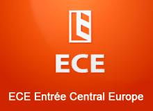 logo ECE Entrée Central Europe s.r.o.