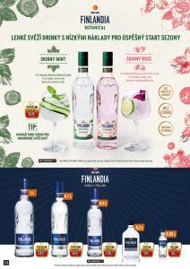 Finlandia Botanical 0,7 l 30%